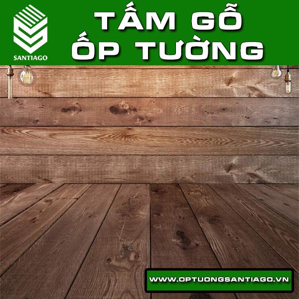 tấm gỗ ốp tường